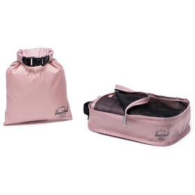 Herschel Travel Organizador, ash rose